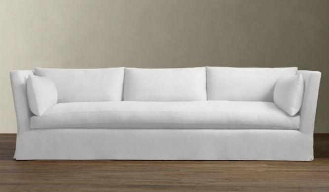 The Great White Sofa Debate Into Beautiful Here