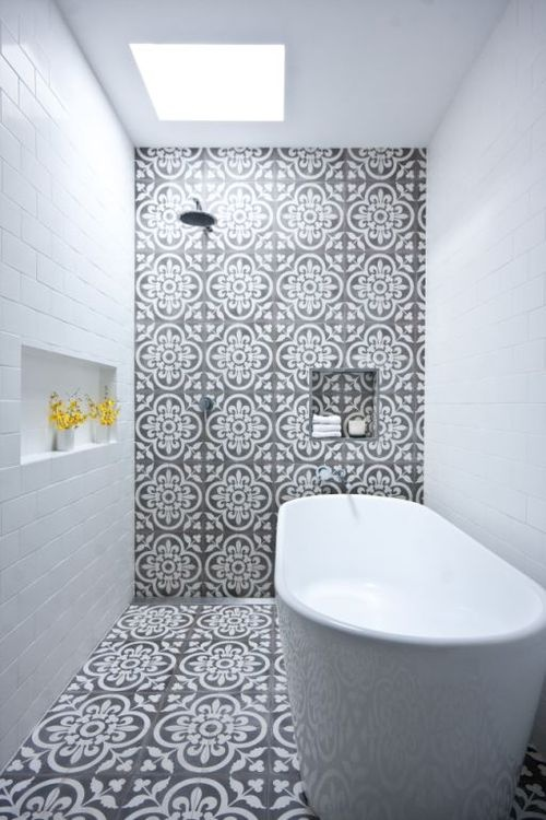 cement tile… | into beautiful here